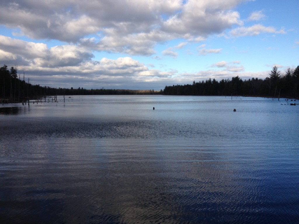 duke visits robert's lake