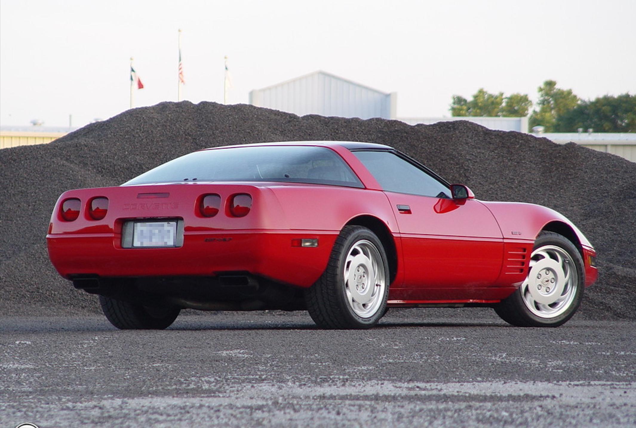 1992 Corvette LT1
