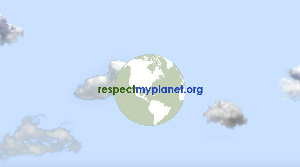 respectmyplanet about page