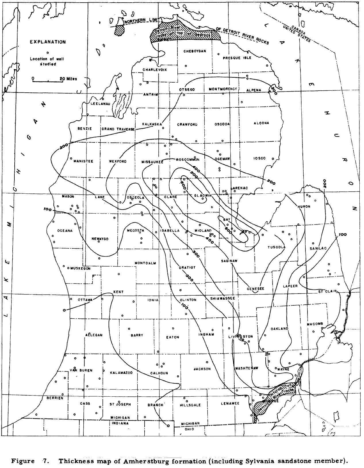 Michigan's Amerherstburg Formation