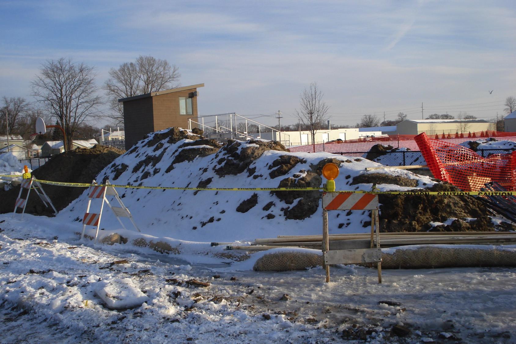 Wolverine Pipeline Maintenance
