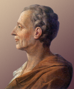 Charles Montesquieu is famous for his articulation of the theory of separation of powers, which is implemented in many constitutions throughout the world including the U.S. Constitution. He did more than any other author to secure the place of the word despotism in the political lexicon.