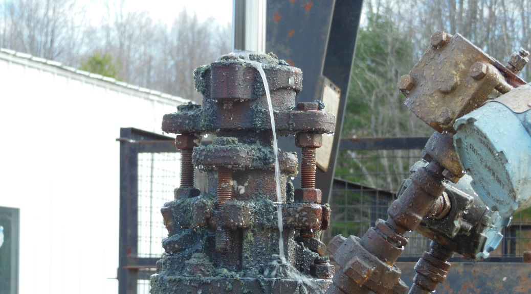 Michigan Oil & Gas Production Report January – December 2015