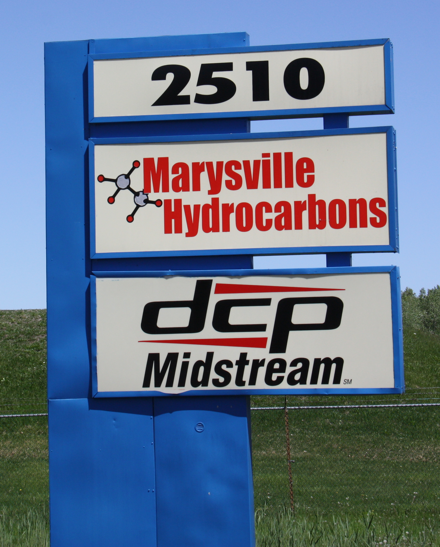 Marysville Hydrocarbons
