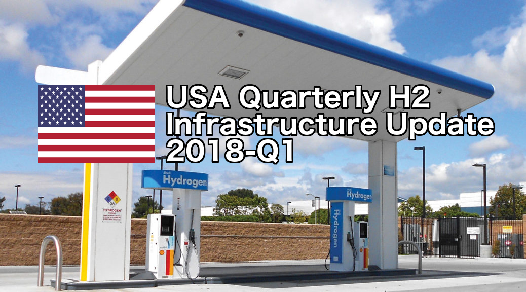 USA Quarterly H2 Infrastructure Update 2018-Q1