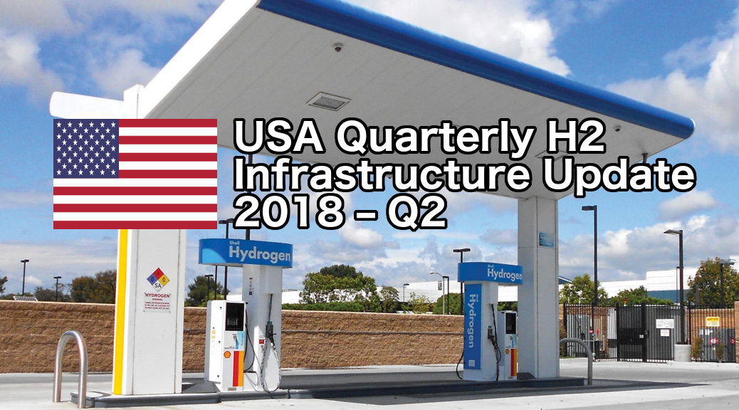 USA Quarterly H2 Infrastructure Update 2018-Q2