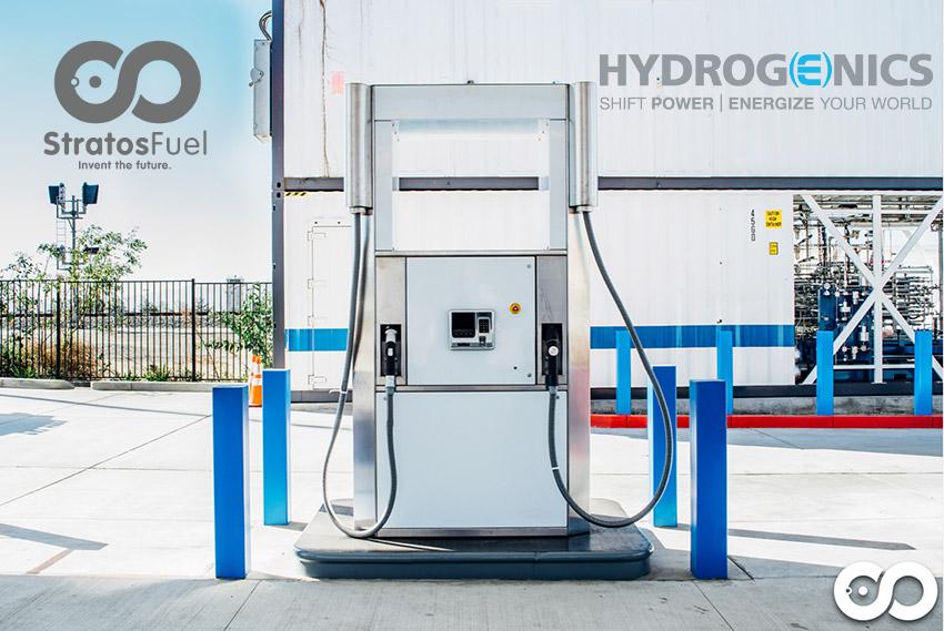 Ontario public H2 hydrogen station