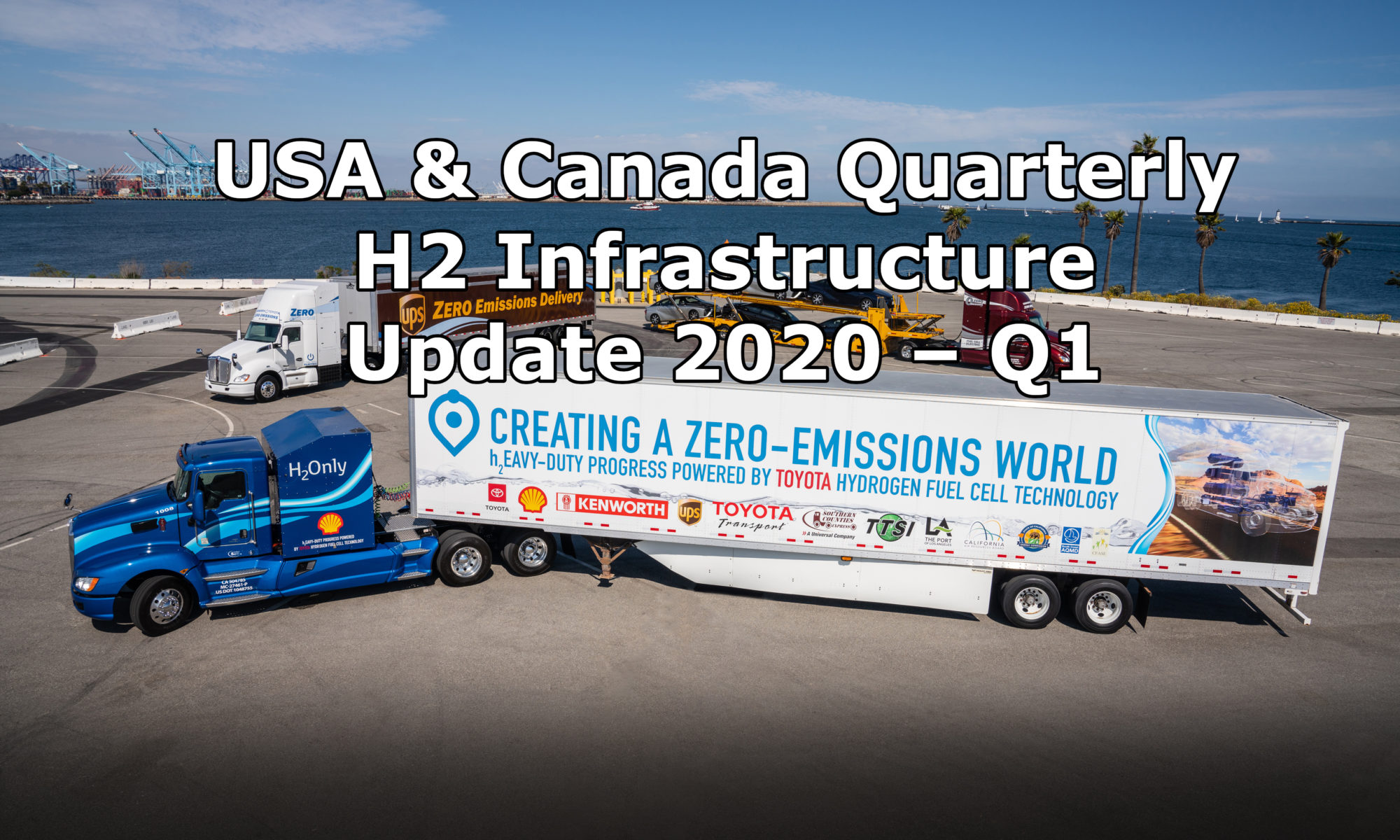 USA & CANADA QUARTERLY H2 INFRASTRUCTURE UPDATE 2020-Q1