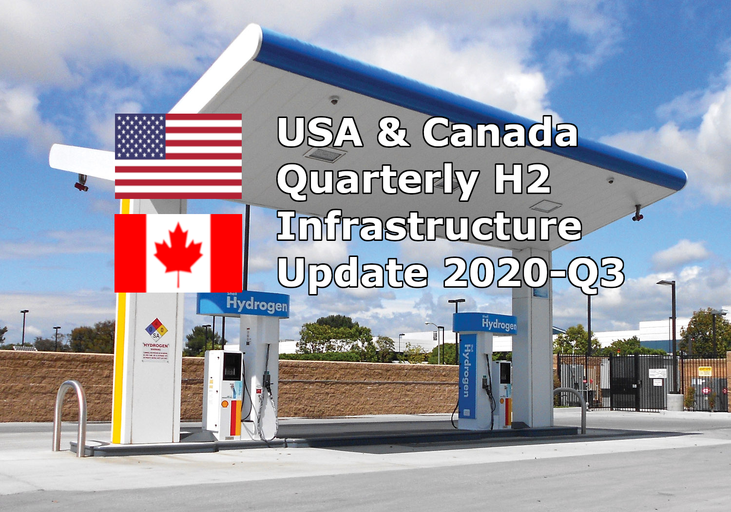 USA & CANADA QUARTERLY H2 INFRASTRUCTURE UPDATE 2020-Q3