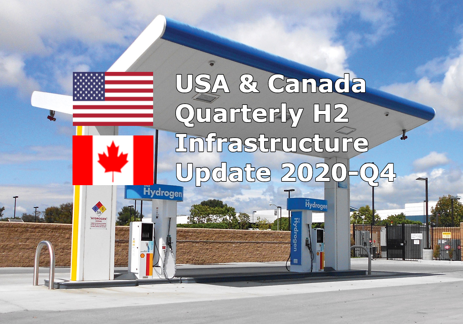 USA & CANADA QUARTERLY H2 INFRASTRUCTURE UPDATE 2020-Q4