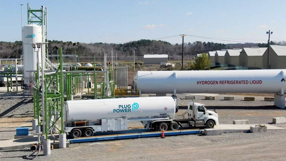 Plug Power To Build Largest Green Hydrogen Production Facility in North America