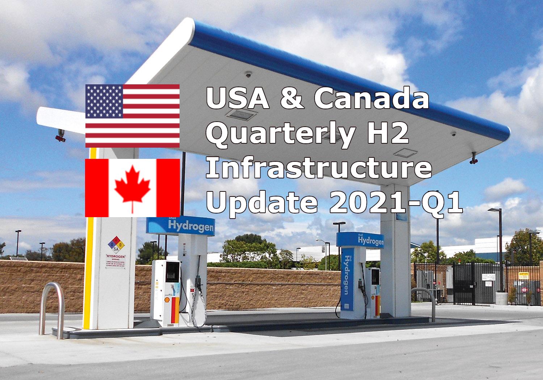USA & CANADA QUARTERLY H2 INFRASTRUCTURE UPDATE 2021-Q1